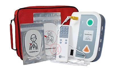Aed Practi-trainer Aed Training Unit For Cpr Defibrillator Training Wnl