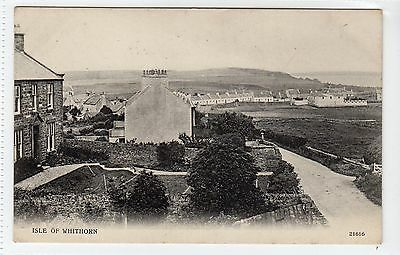 ISLE OF WHITHORN: Wigtownshire postcard (C13699)