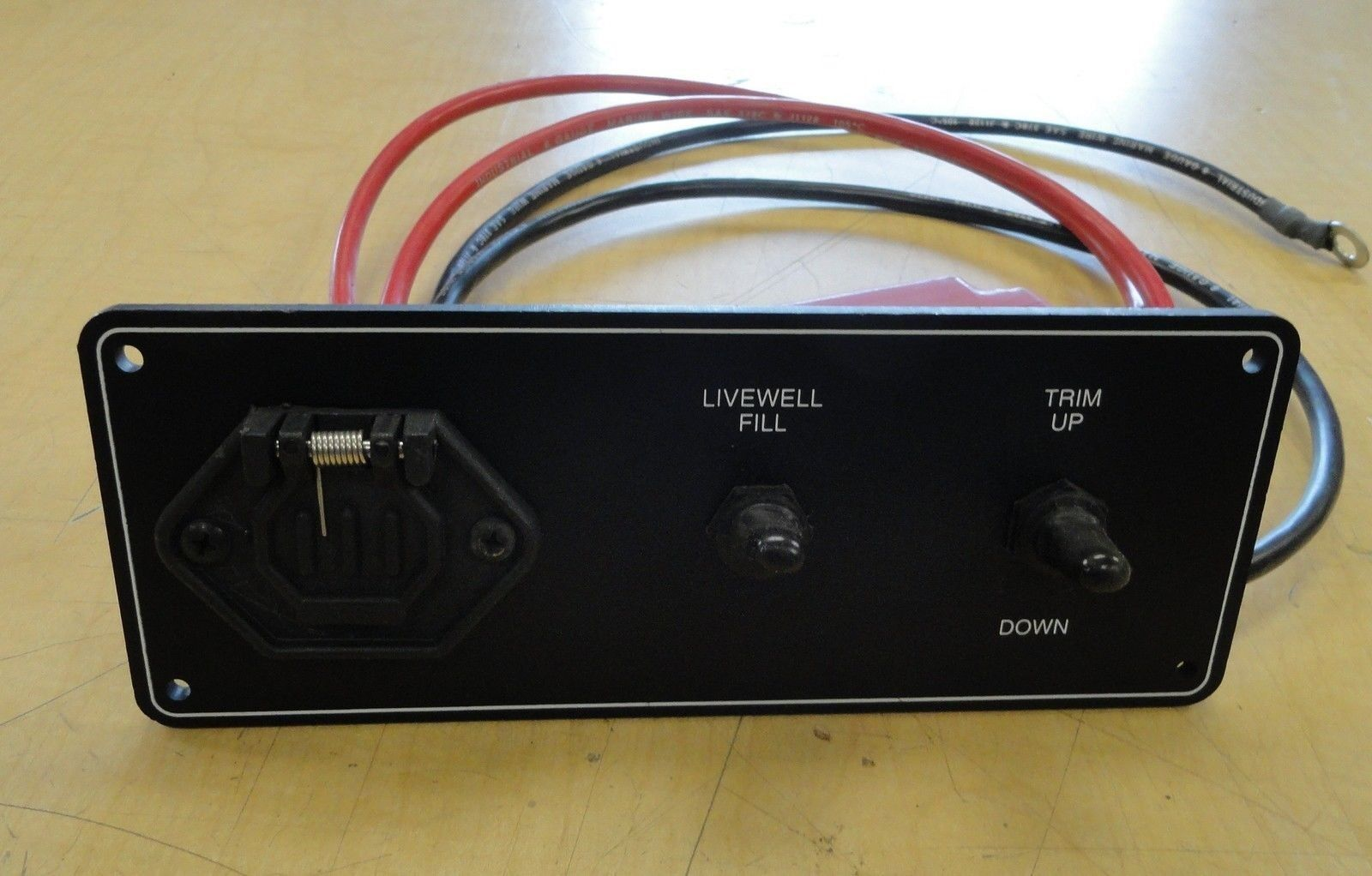 Enlarge Trolling Motor Switch Interframe Media Motorguide Wire Diagram Page 1 Iboats Boating Forums 293353 Black And White Plug Panel With Harness Marine Boat