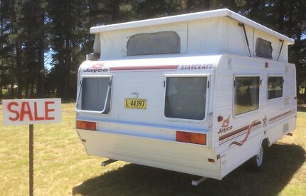 Pop Top Caravan for sale