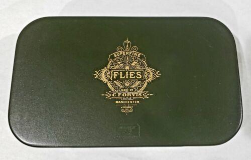 "C.F. Orvis Richard Wheatley Aluminum Fly Box ""A River Runs Through It"" Version"