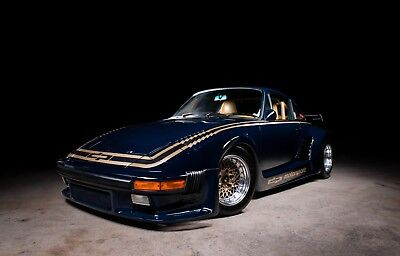 1985 Porsche 930 Turbo 935 DP Motorsports DP 935 K2 930 TURBO  BUILT FOR M ANDRETTI'S -- DP MOTORSPORT