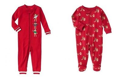 Sock Monkey Mädchen (NWT Gymboree Boys Long Bodysuit Sock Monkey Gingerbread Size Preemie - 12-18 M)