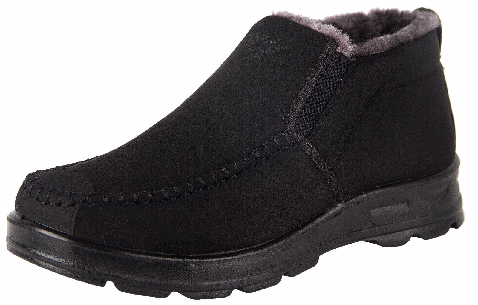 iLoveSIA Men's Warm Fur Lining Winter Outdoor Casual Shoes S