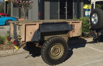 Army box triker Muswellbrook Muswellbrook Area Preview