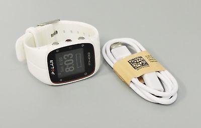 Polar M400 Gps Smart Sports Watch   White