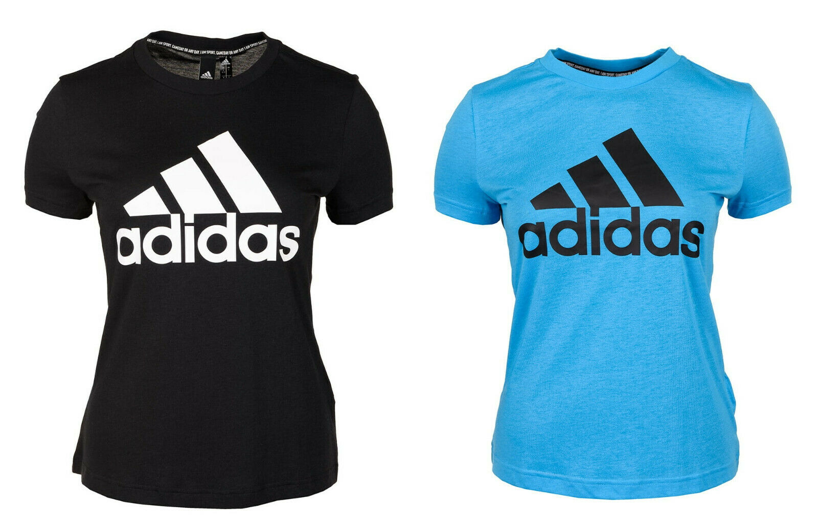 Adidas Damen Tshirt Must Haves Badge of Sport Tee Gym Mode Fitness