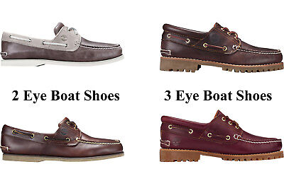Timberland Boat Shoes Mens Shoes Classic Timberland Deck Shoes NEW ()
