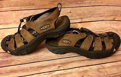 Keen Whisper 8.5 Men Sandal Brown Waterproof