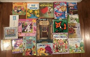 Kids story books lot (1-8 yEs)
