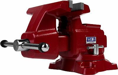 Wilton 28816 Utilty Hd Bench Vise 8 Jaw Width 8-12 Jaw Opening 360 Swivel