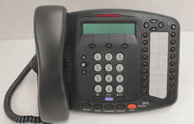 3com 3102 Nbx Display Speaker Phone - C10402a - B-stock