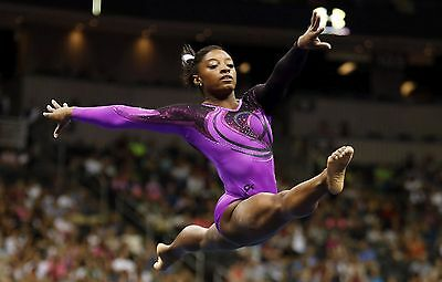 Simone Biles Poster Olympics E  Multiple Sizes