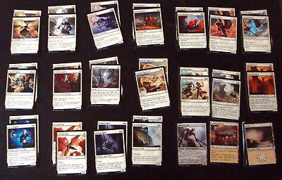 Magic the Gathering weißes Deck, 60 Karten MTG Original Magic