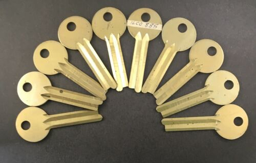 Lots of 1/2/5 Generic 885 Renter Key Blanks for Yale 200/300 Safe Deposit Box