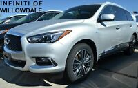 2018 Infiniti QX60 Tech pkg, Navi, DVD, Blind spot, Adaptive cru Markham / York Region Toronto (GTA) Preview