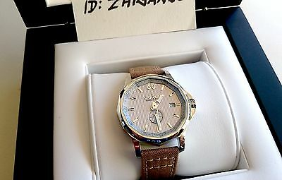 Corum Admiral's Cup Legend 42 Automatic Steel Mens Watch NWT