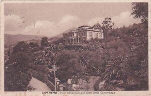 SAN-REMO-Villa-Devachan-gia-Sede-della-Conferenza-1925