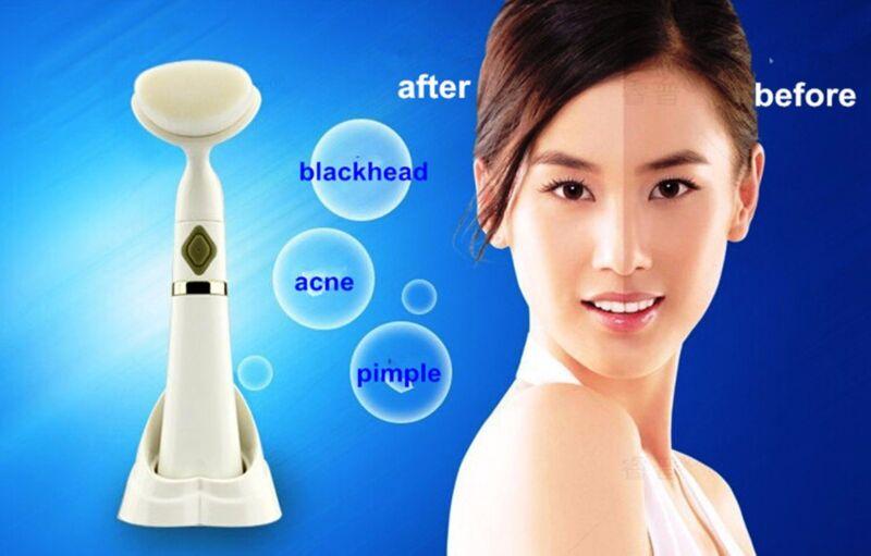 Pobling Sonic Deep Pore Cleanser Face Exfoliator Blackheads remove Fast