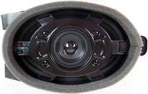 New Malibu Bose Premium Audio Sound System Rear Tray Speaker Assembly 6x9