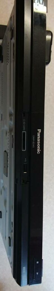 Panasonic blu-ray disc player