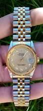 Rolex 16233 DateJust Diamond Dial Merrylands Parramatta Area Preview