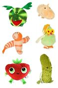 Cloudy with A Chance of Meatballs 2 Plush