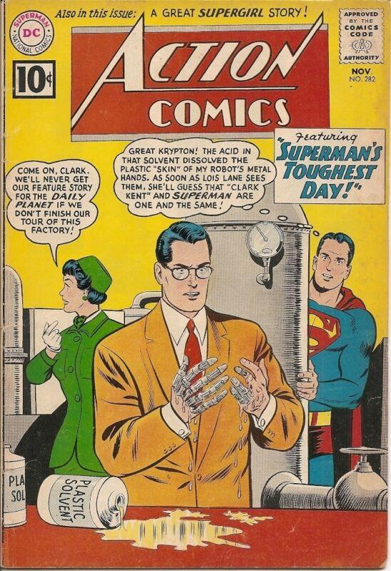 Action Comics #282  VG