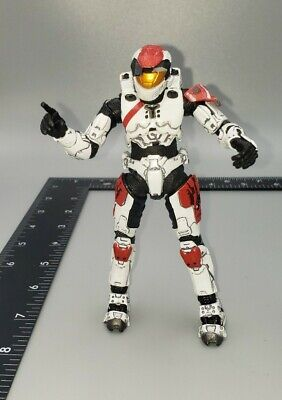 Halo Spartan Mark IV 5in Action Figure Mcfarlane Red Target Exclusive -
