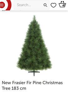 Frasier fir Christmas tree - 183cm Meadowbank Ryde Area Preview