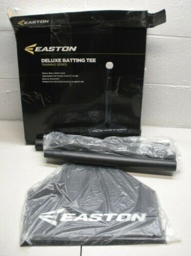 EASTON DELUXE Baseball Softball Batting Tee 2020 Durable All Rubber *see note*