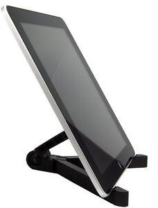 IPM-TAB1: Arkon Portable Tablet Stand for iPad Air Mini, Galaxy Tab, Kindle Fire