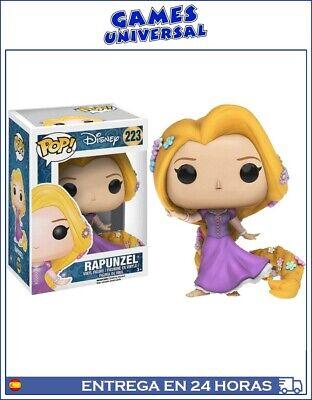 Funko POP!: Disney: Enredados: Rapunzel