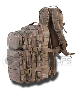 Assault Patrol Pack 28 Litre MTP MULTICAM RUCKSACK MEDIUM MOLLE