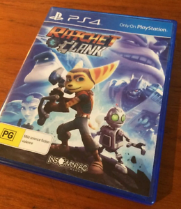 Ratchet and Clank PS4 Adamstown Newcastle Area Preview