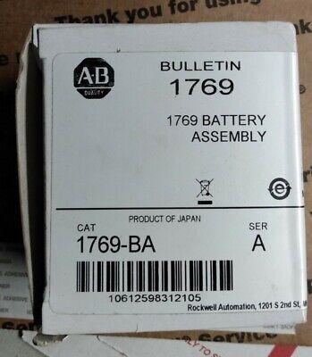 Allen Bradley Slc Plc Slc500 Battery 1769-ba 504 503 502 501