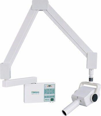 Wall-mounted Dental X-ray Unit Intraoral X-ray Machine 60kpv Jyf-10b