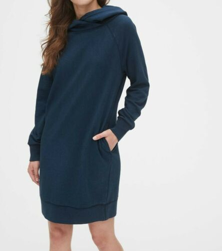 GAP Supersoft Terry Raglan Hoodie Dress #51957-3