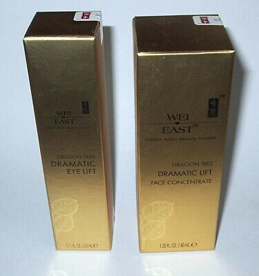 Wei East Dragon Tree Dramatic Lift Face Concentrate