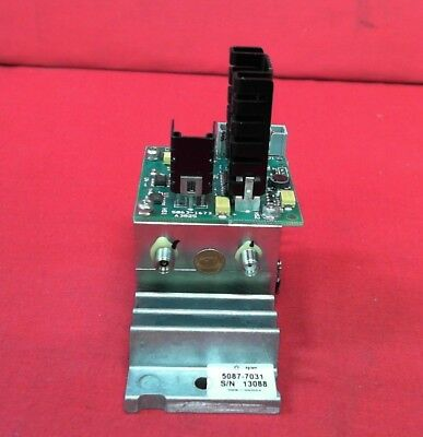 Hp - Agilent-keysight 5087-7031 A8a6 26.5 Ghz Yig-tuned Harmonic Mixer Rythm