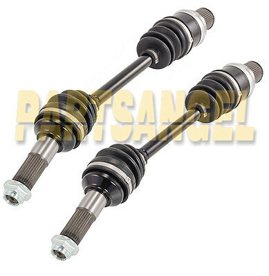Complete Rear Left&Right CV Joint Axles Set for Yamaha Grizzly 350/400/450 07-11