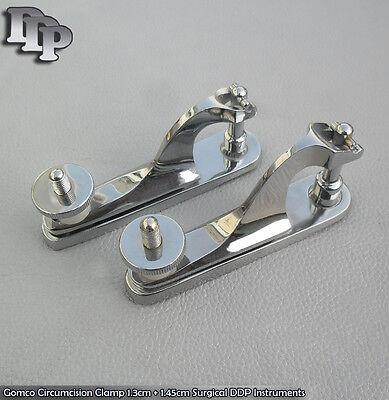 Gomco Circumcision Clamp 1.3 Cm 1.45 Cm Surgical Instruments