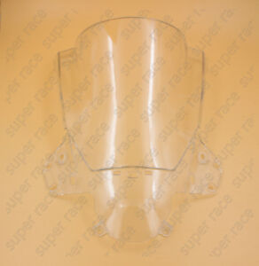 Double Bubble Windshield Windscreen For Honda CBR250R MC41 2011~2013 2012 Clear