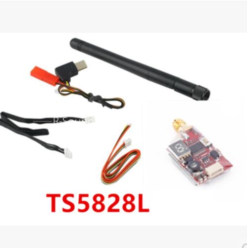 FPV Digital Video Camera 1000TVL TS5828L 5.8Ghz 600mW 48CH Transmitter RC W49B
