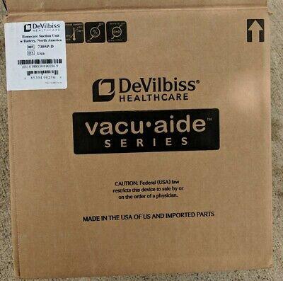 Devilbiss 7305 Series Portable Homecare Suction Unit - 7305p-d