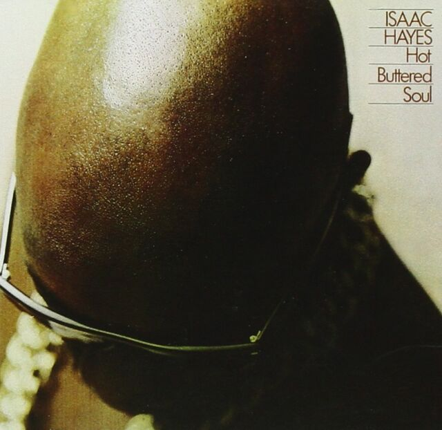 Isaac Hayes Hot Buttered Soul CD+Bonus Tracks NEW SEALED 2009 Remastered