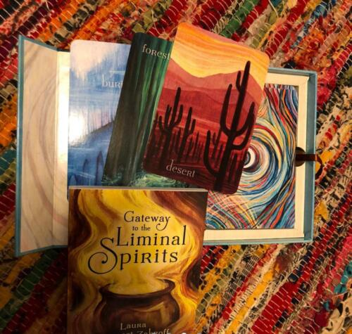Oracle Deck Liminal Spirits Witch