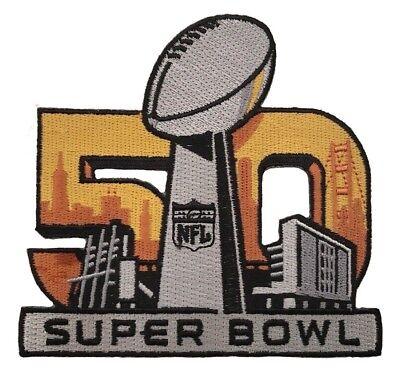 New Super Bowl 50 Denver Broncos' 4 1/2 X 5