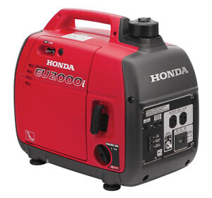 Honda EU2000i 2000W Super Quiet Inverter Portable Generator