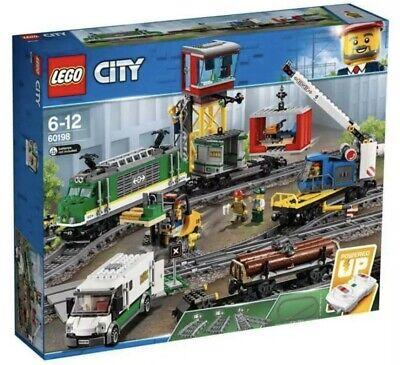 LEGO City 60198 Treno Merci